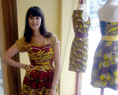 Ankara dresses and clothing