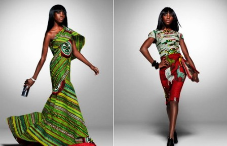Ankara dresses and Gowns