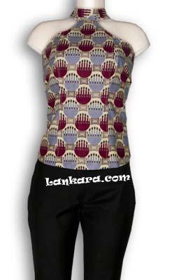smart Ankara outfit at Lankara.com