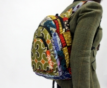 Ankara back pack/bag