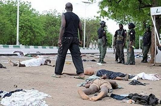 menace of Boko Haram
